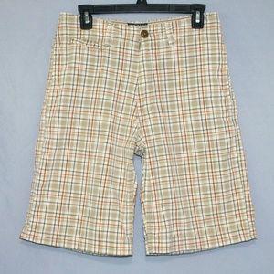 American Eagle Men's Plaid Shorts Size 28